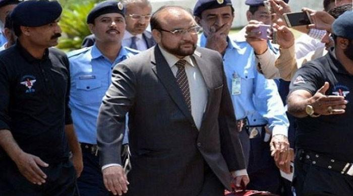 Nawaz's counsel seeks to record Avenfield proceedings over Wajid Zia's 'u-turns'
