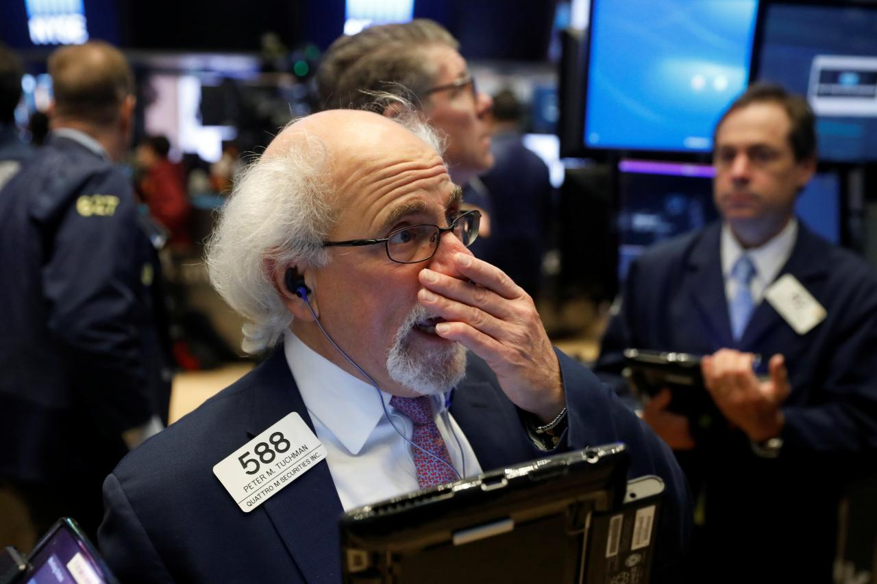 Stock Market Seeks Rebound After Dropping Significantly