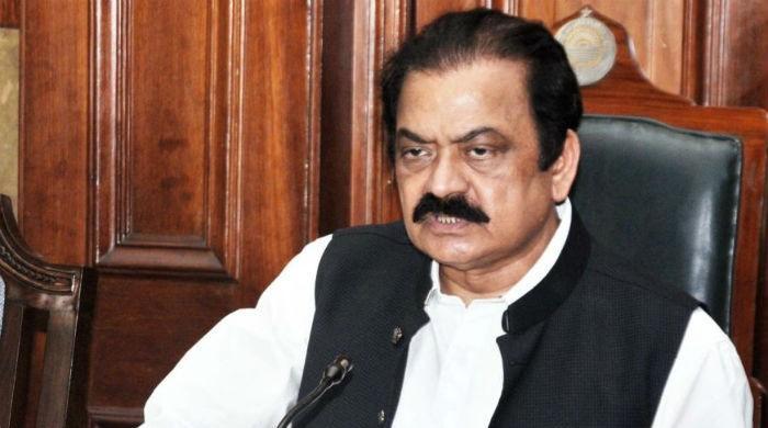 ECP should question Imran over Senate poll remarks: Sanaullah