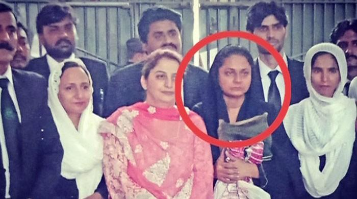 Asma Nawab released from prison after acquittal in triple murder case