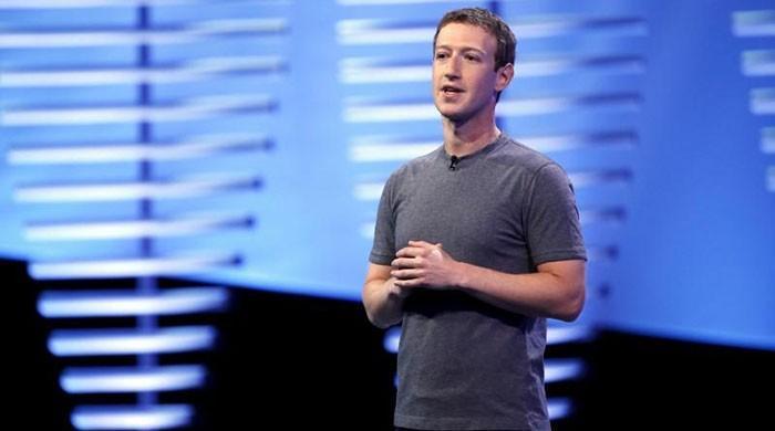 Facebook shares rise four per cent as Zuckerberg reassures investors