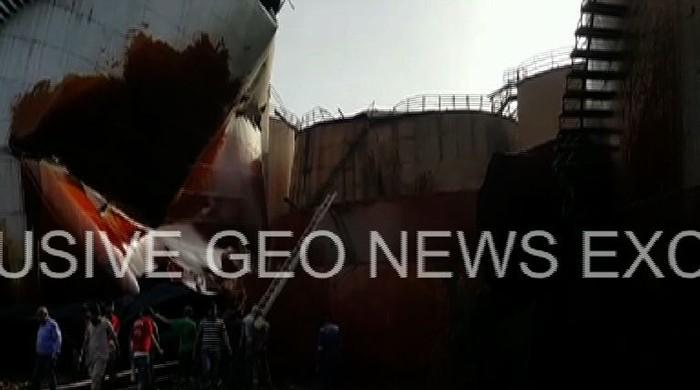 Explosion in Karachi leaves two dead, six injured