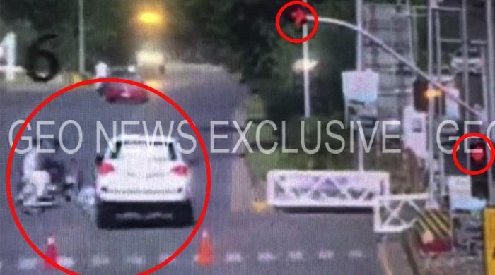 Man killed as US diplomat's car rams into motorcycle in Islamabad