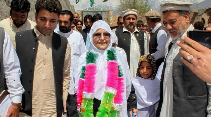 Retired female officer from FATA's Kurram Agency to contest general elections