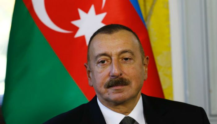 Azerbaijan's Aliyev re-elected president with strong mandate