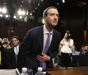 Zuckerberg says Facebook going through 'philosophical shift'