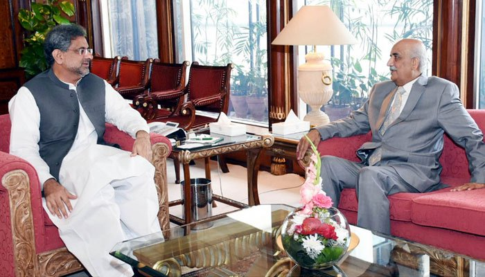 Govt, opposition meet today to brainstorm over caretaker setup