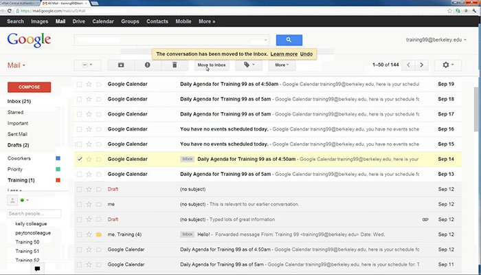 Google is about to launch a Gmail web redesign