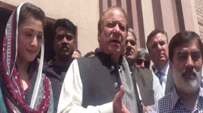 Wajid Zia will have to reveal identities of JIT's staff, says Nawaz