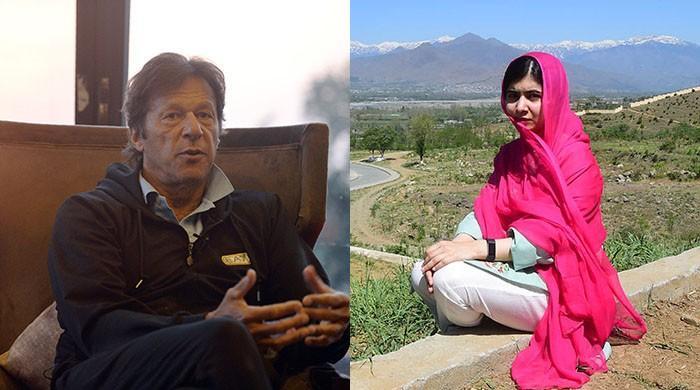 Malala, Imran among world's most admired people in 2018