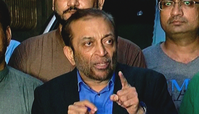 Process of scaring MQMP should be halted: Farooq Sattar