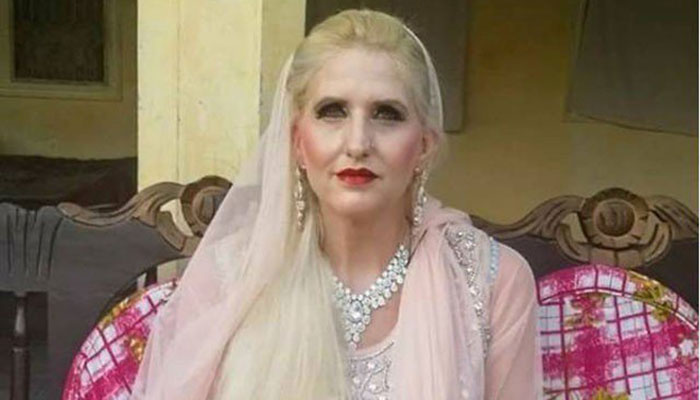 American woman marries Pakistani she met on Facebook   Pakistan - Geo tv