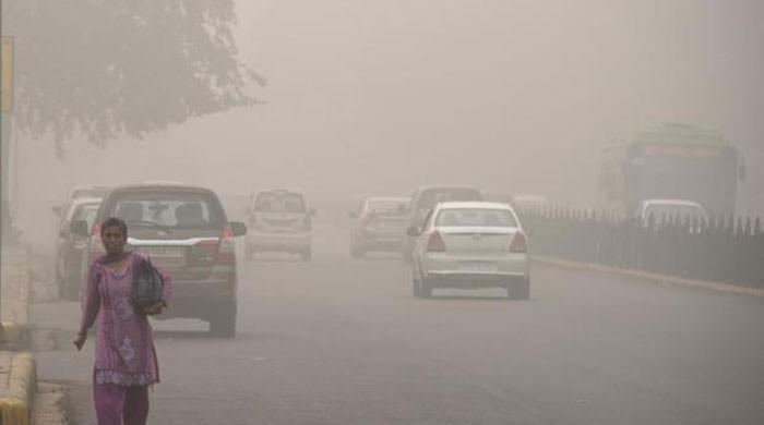 Pakistan among countries which breathe dangerous air: study