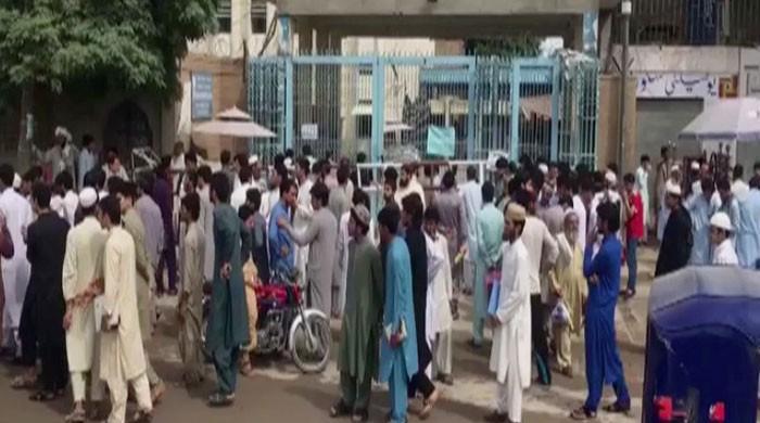 Intermediate board exams postponed in Peshawar due to officials' strike