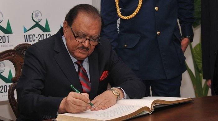 President signs bill extending Supreme Court, PHC jurisdiction to FATA
