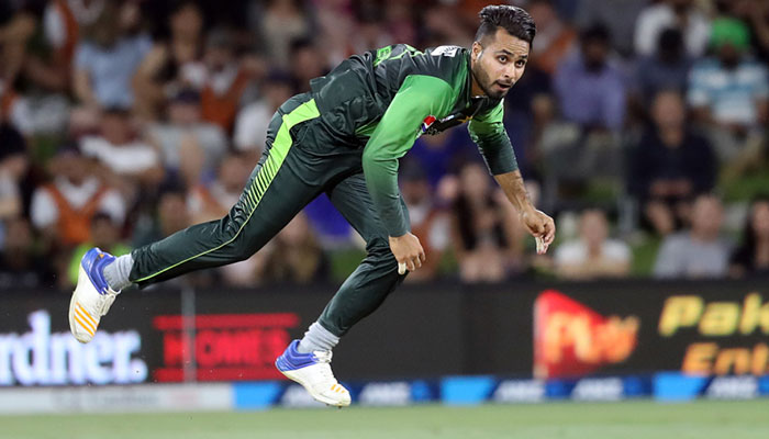Faheem Ashraf signs for Northants to play in the T20 Blast 2019