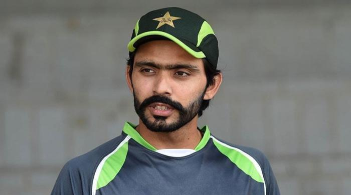 Fawad Alam broke down after exclusion from England tour squad