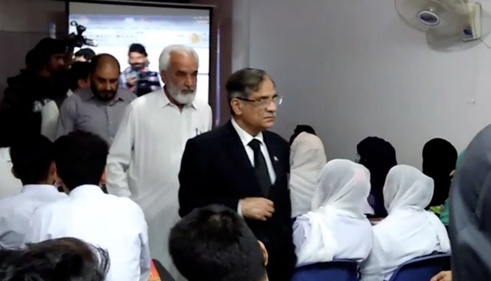 Judges are criticized when people don't get justice: CJP Nisar
