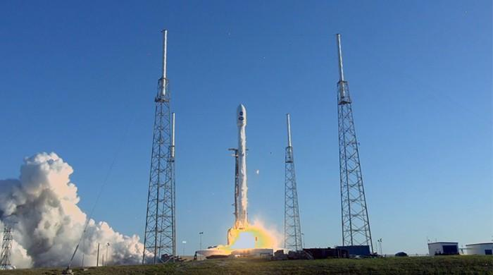 SpaceX blasts off TESS, NASA's new planet-hunter