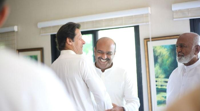 PPP leader Nadeem Afzal Chan joins PTI