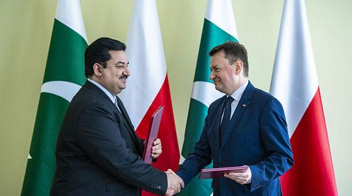 Pakistan, Poland sign defence cooperation agreement