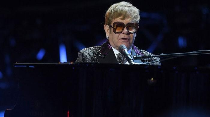Paramount to distribute Elton John biopic 'Rocketman'