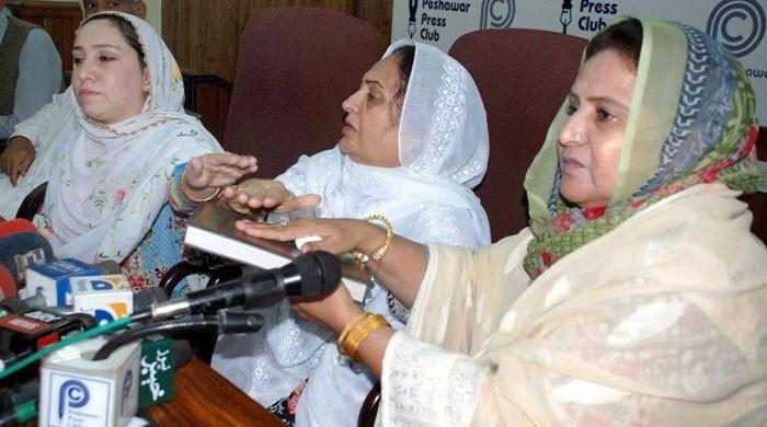 Selling of votes: PTI women rage against CM KP