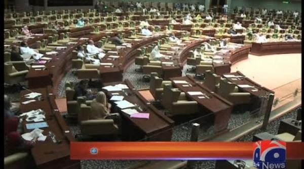 MPA refuses to leave Sindh Assembly premises