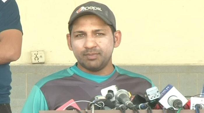 Could only pick 16 out of 25 players for England tour, says Sarfraz