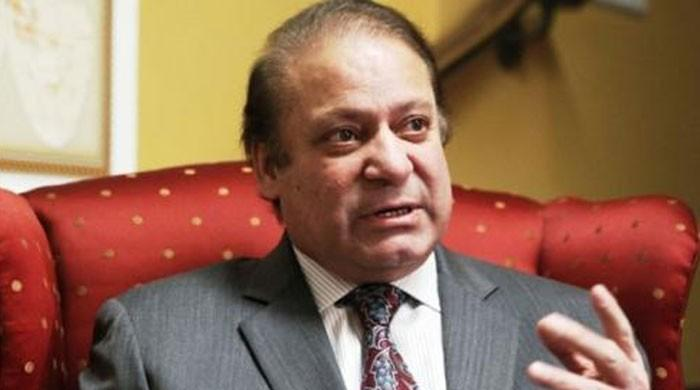 Nawaz asks Imran to explain who ordered him to vote for Zardari