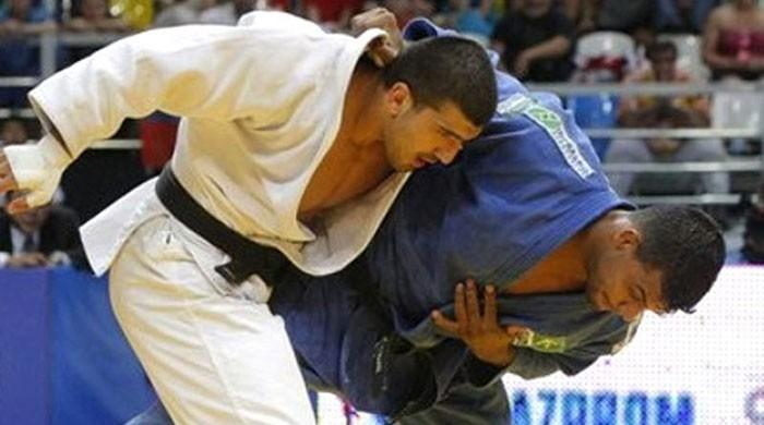 Shah, Qaiser secure gold medals at South Asian Judo Championship
