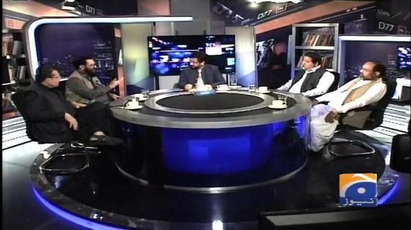 Jirga - 22 April 2018