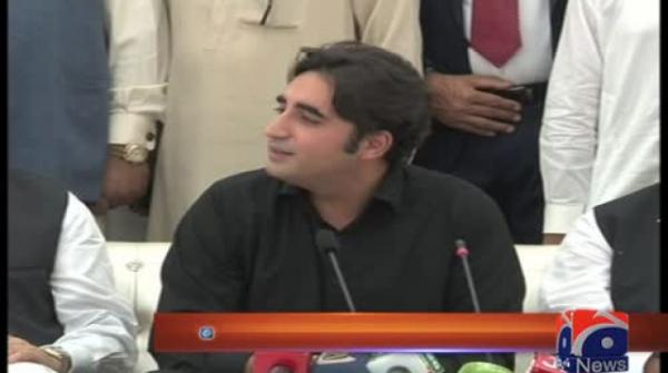 Hope transfer of power from civilian govt to another is peaceful: Bilawal