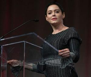Rose McGowan lends support to Meesha Shafi