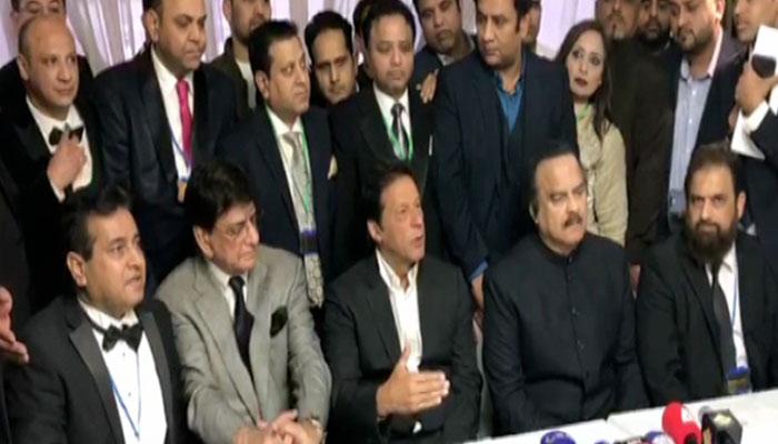 PTI asks Nawaz Sharif to probe PML-N lawmakers