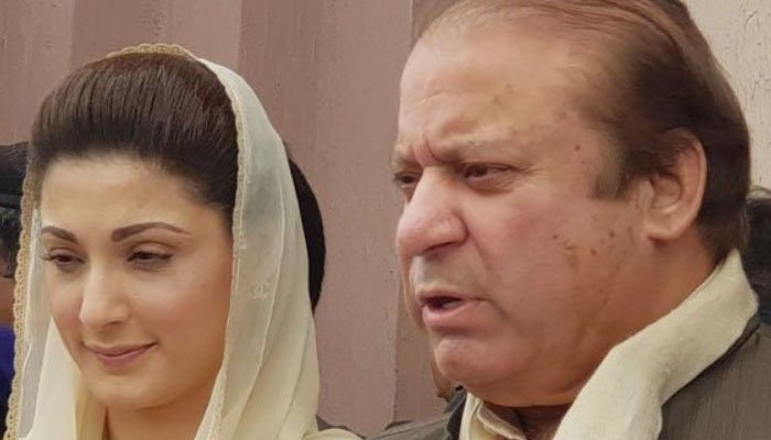 Nawaz, Maryam return to face graft trial