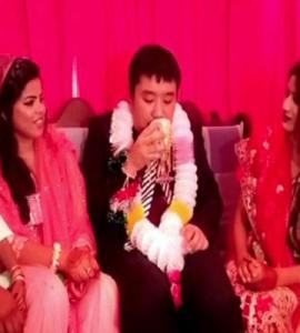 Chinese man flies to Pakistan to marry woman from Sargodha