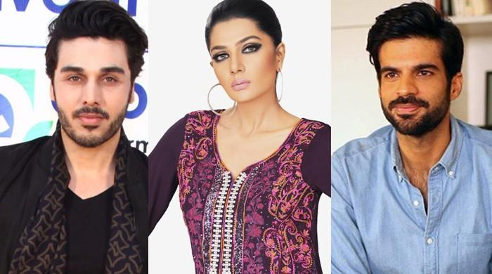 Ahsan Khan, Adnan Malik and Iffat Omar speak up on Meesha-Ali issue