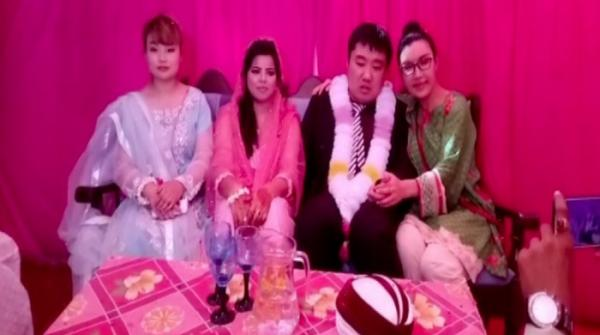 Chinese man marries girl from Sargodha