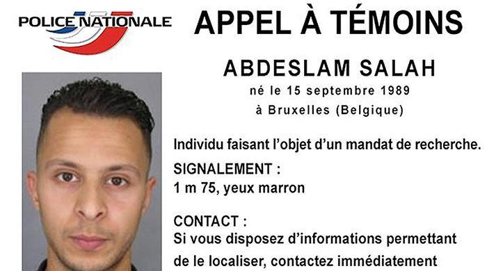 Paris attacks suspect gets 20-year sentence in Brussels trial
