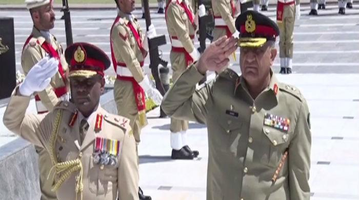 Sri Lankan commander lauds Pakistan Army's role in regional peace