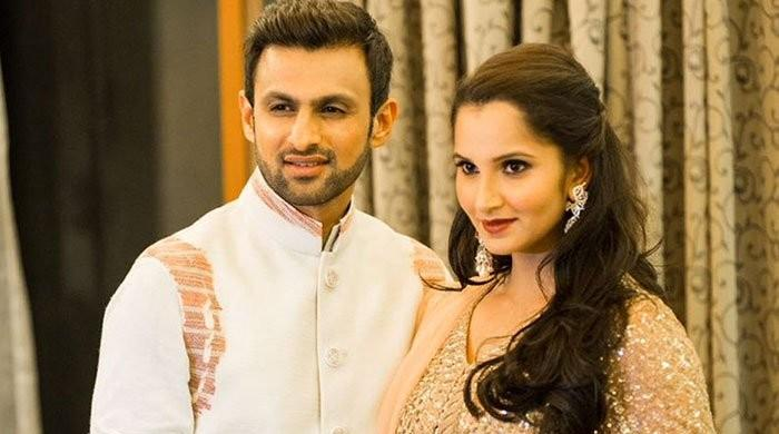 Sania Mirza, Shoaib Malik expecting first child