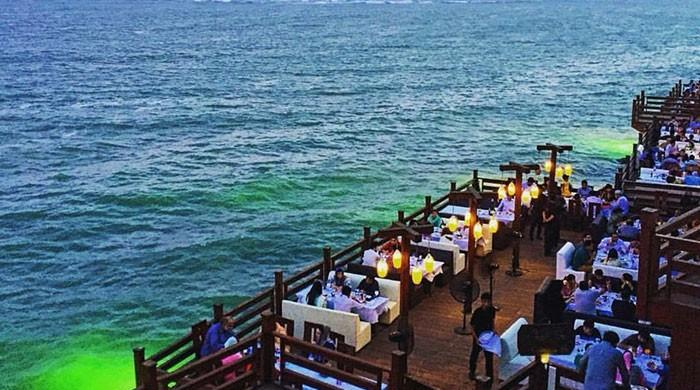 Karachi's scenic Do Darya food street ordered to shut down