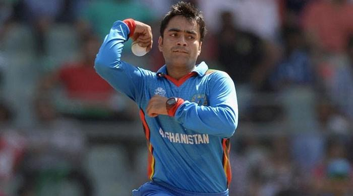 Afghan star Rashid Khan picked for World XI T20 match