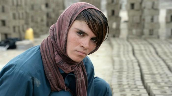 Afghan girl spends life disguised as 'son' her parents wanted