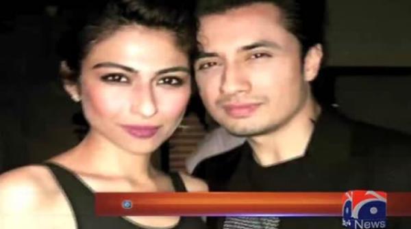 Ali Zafar seeks apology from Meesha Shafi in legal notice