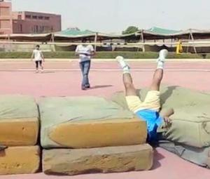 Sports minister takes action over Sindh Games' mattress controversy