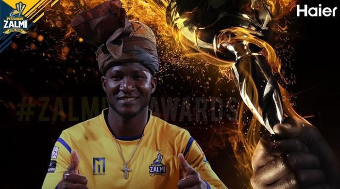 Darren Sammy to return to Pakistan for Zalmi Excellence Awards