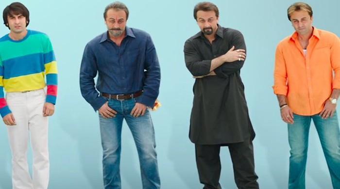 Ranbir Kapoor's transformation as Sanjay Dutt in 'Sanju' is mind-blowing