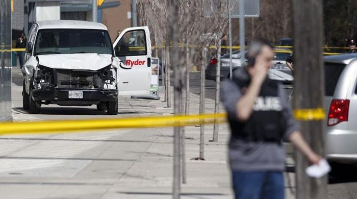 Canadian police seek motive in van attack that killed 10
